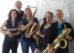 The Tiptons Sax Quartet & Drums - 30th Anniversary Tour