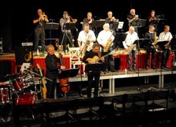 tonuM Schaffhausen - Jazz Big Band Konzert