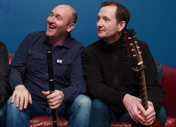 Irish Folk mit Michael McGoldrick & John Doyle - Celtic Carrousel Tours